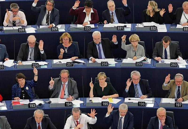 """Азербайджан начинает и выигрывает <span class=""""color_red"""">- Что показала резолюция Европарламента</span>"""
