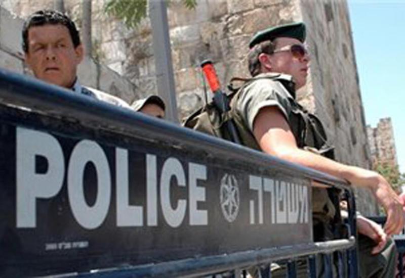 Израильская полиция перекрыла площадь у Дамасских ворот в Иерусалиме
