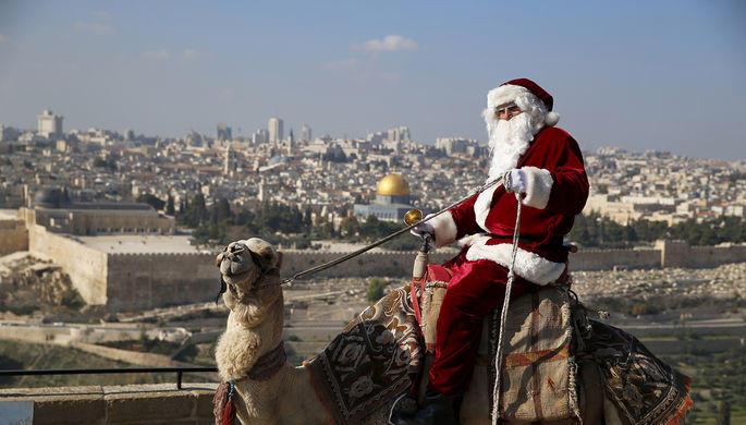 Вродном городе Иисуса отменят Рождество