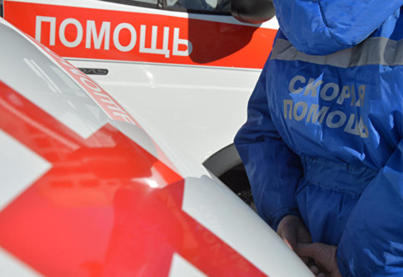 В России столкнулись автобус и грузовик, есть жертвы