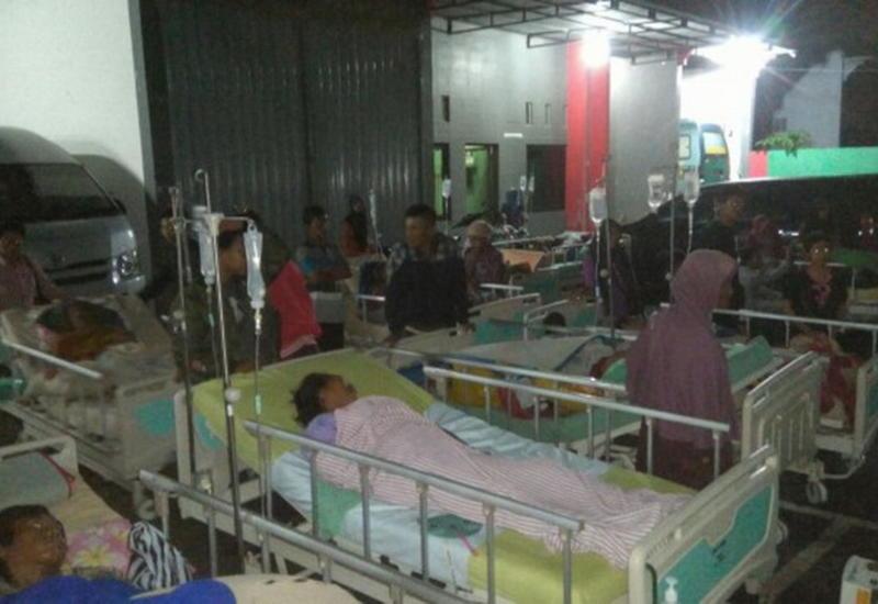 """В Индонезии произошло мощное землетрясение, есть жертвы <span class=""""color_red"""">- ОБНОВЛЕНО - ФОТО - ВИДЕО</span>"""