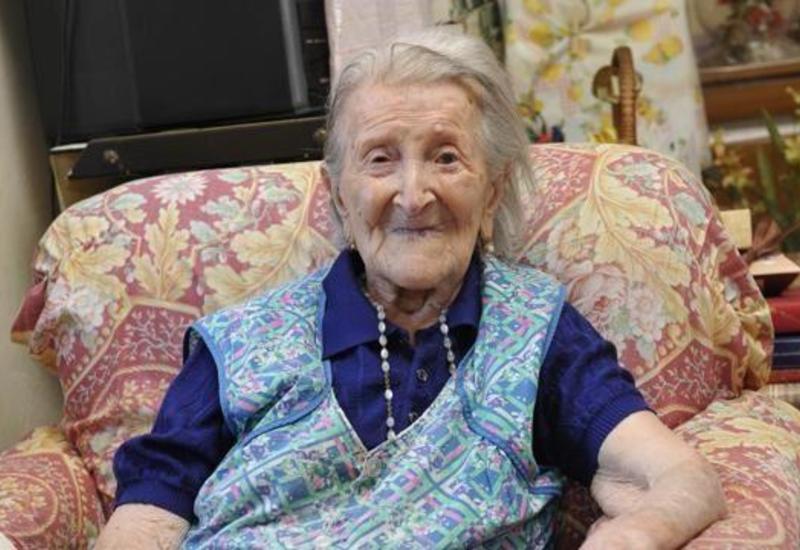 Старейшая жительница Европы скончалась на 117 году жизни