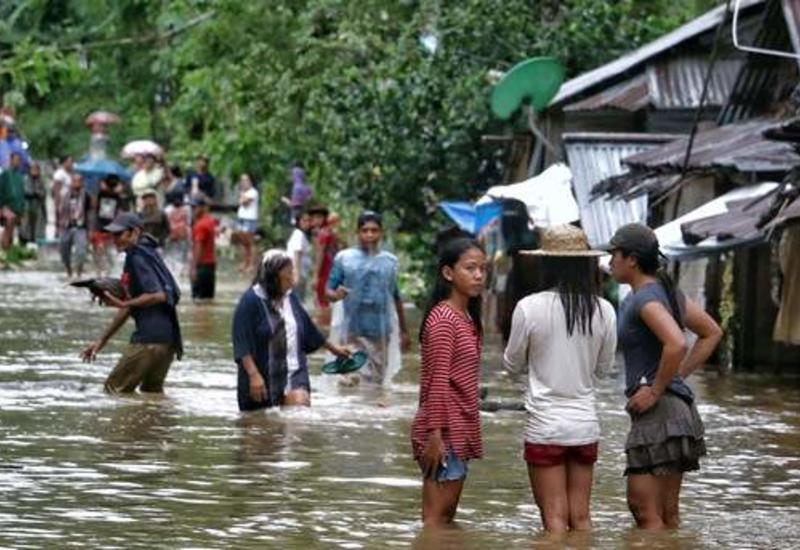 От шторма на Филиппинах погибло уже 26 человек