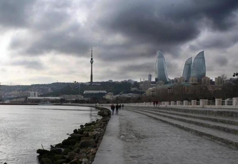 Какой будет погода в Баку завтра
