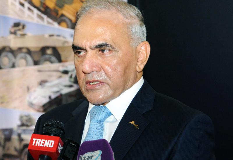 Опубликован официальный некролог в связи с кончиной министра оборонной промышленности Явера Джамалова