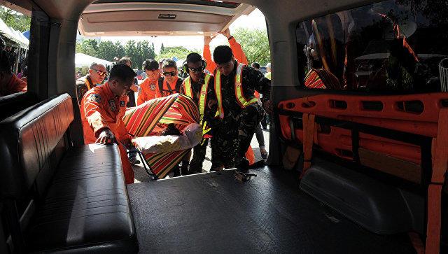 Неменее 20 человек погибли в итоге шторма наФилиппинах