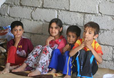 Госкомитет о возвращении азербайджанских детей из Ирака