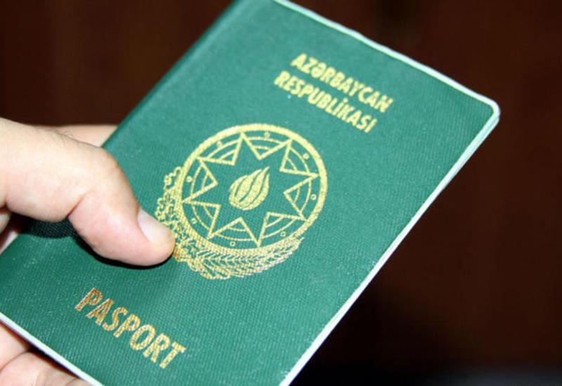 Число стран, которые граждане Азербайджана могут посещать без виз