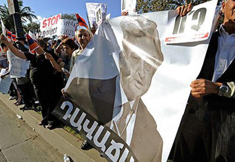 Армению ждет еще один скандал с диаспорой