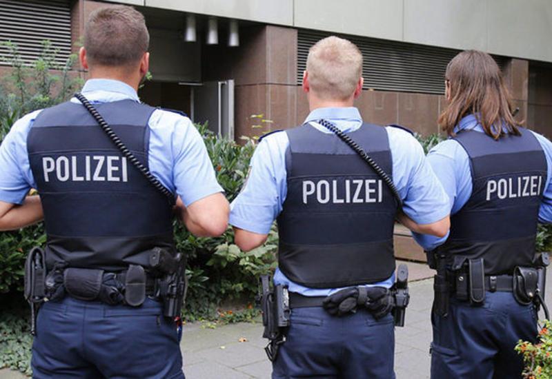 На железнодорожной станции в Гамбурге произошел взрыв