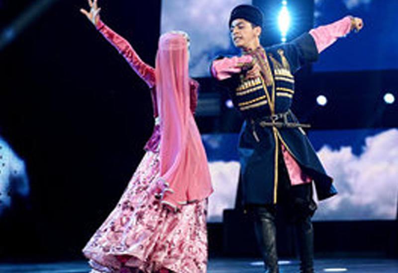 "Азербайджанская пара выступила на проекте ""Ты супер! Танцы"" <span class=""color_red"">- ВИДЕО</span>"