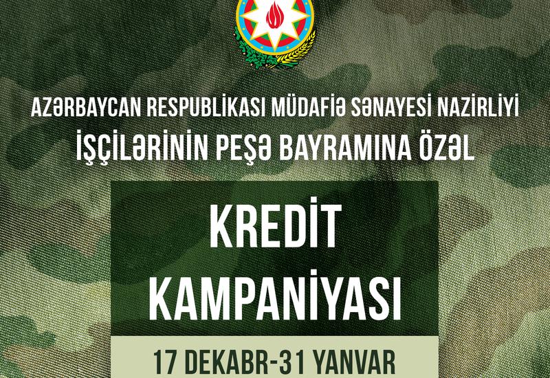 Kapital Bank объявил скидку на кредиты для работников оборонной промышленности
