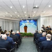Президент Ильхам Алиев: Избрание Фарида Гаибова президентом Европейского гимнастического союза – историческое достижение