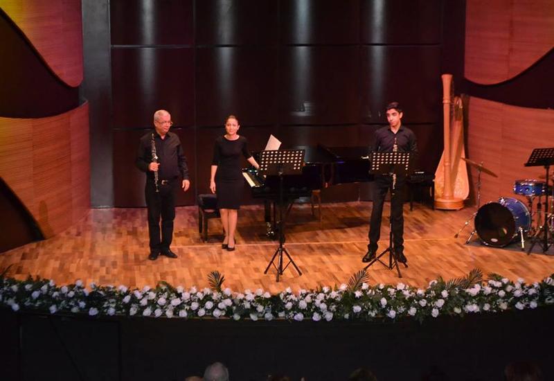 В Центре мугама праздничным концертом отметили 90-летний юбилей школы им.Бюльбюля