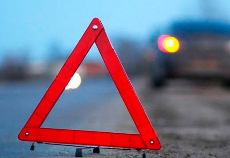 Тяжелая цепная авария в Баку, много пострадавших