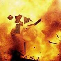 """Сильный пожар в хлебном цехе на Абшероне, есть пострадавшие <span class=""""color_red"""">- ФОТО</span>"""