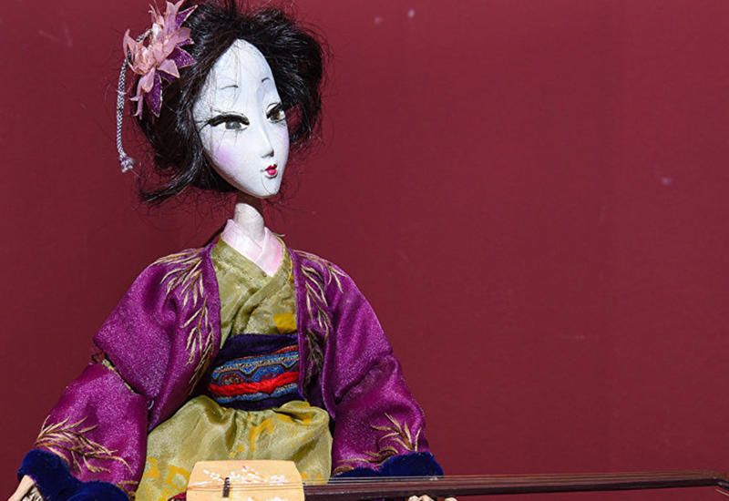 Куклы как люди: невероятная азербайджано-грузинская выставка в Баку