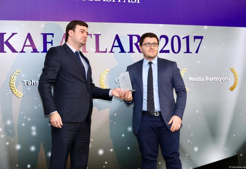 АМИ Trend удостоено награды Ассоциации банков Азербайджана