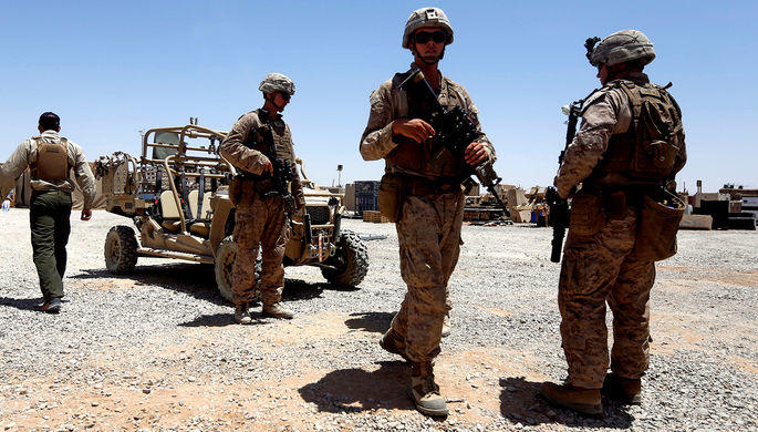 Вице-президент США сказал, когда жители Америки уйдут изАфганистана