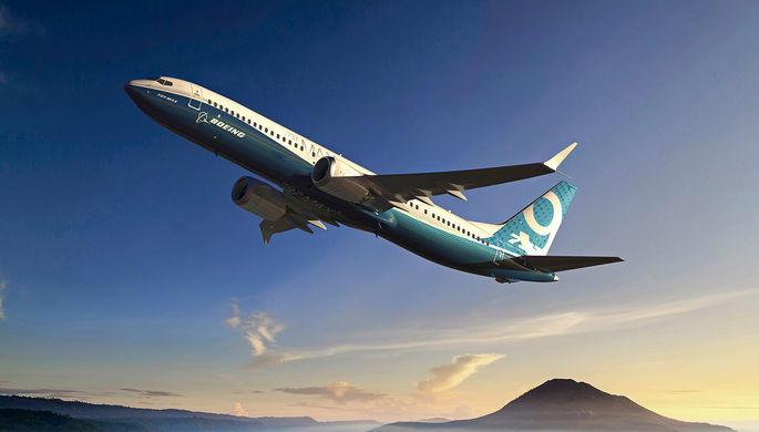 Пассажирский Boeing экстренно сел воВнуково