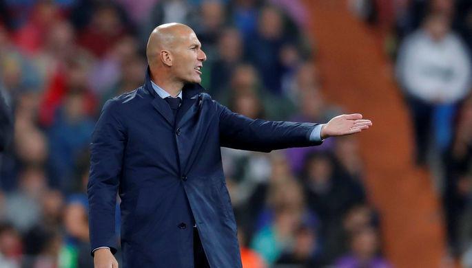 Зидан: «Реал» небудет сходить сума из-за поражения от«Барселоны»