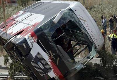 """Автобус с азербайджанцами попал в жуткое ДТП в Турции, много раненых <span class=""""color_red"""">- ОБНОВЛЕНО</span>"""