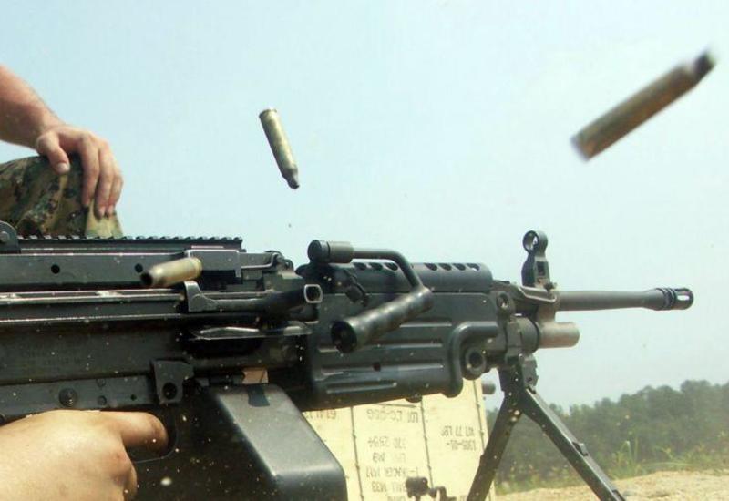 ВС Армении устроили массированный обстрел из крупнокалиберных пулеметов