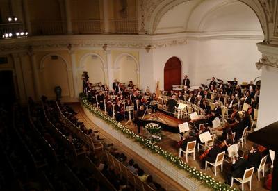 """В Филармонии прошел великолепный концерт, посвященный юбилею Фархада Бадалбейли <span class=""""color_red"""">- ФОТО</span>"""