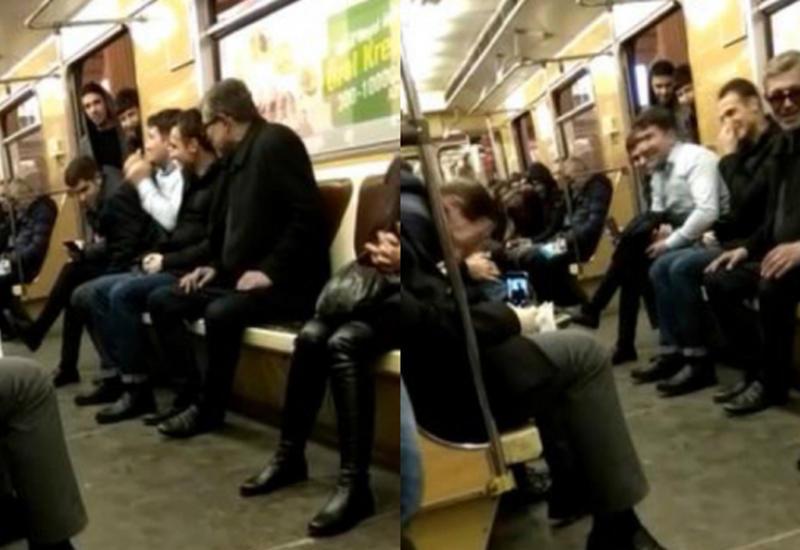 Поступок пассажира в бакинском метро стал неожиданностью для всех