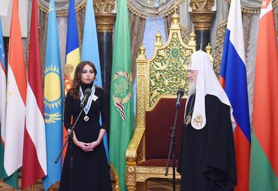 Первый вице-президент Мехрибан Алиева: Азербайджан стал одним из признанных в мире центров межнационального, межрелигиозного и межцивилизационного диалога