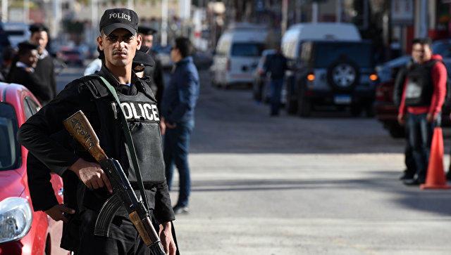 Неизвестный напал накоптскую церковь впригороде Каира