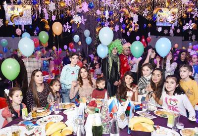 """Первый вице-президент Мехрибан Алиева приняла участие в традиционном празднестве для детей <span class=""""color_red"""">- ФОТО</span>"""