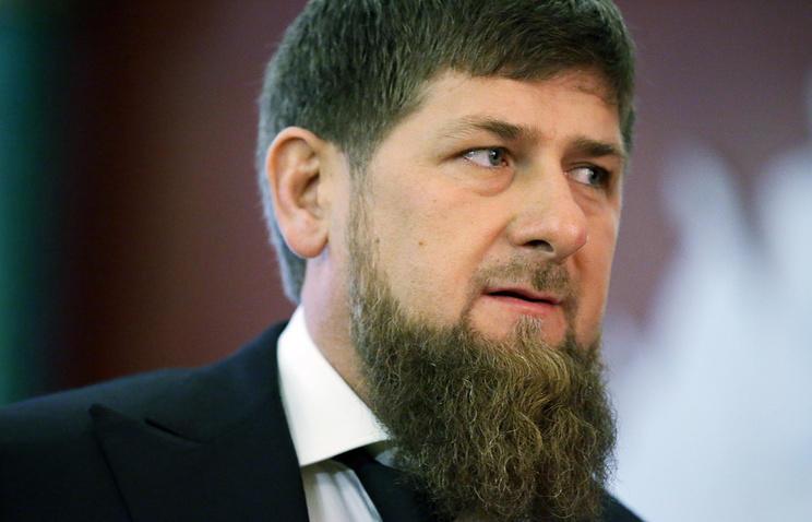 Социальная сеть Facebook назвал причину блокировки аккаунта Кадырова