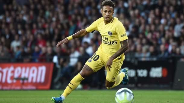Неймара вочередной назван лучшим бразильским футболистом вевропейских странах