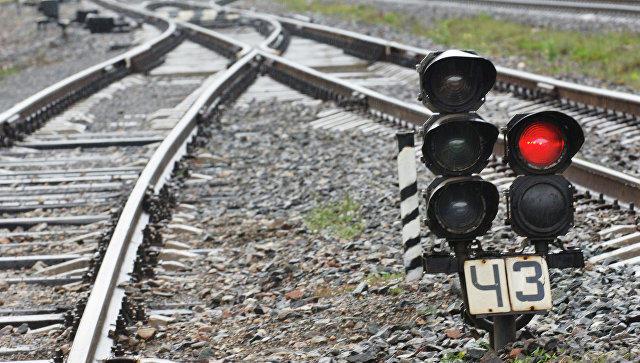 Внаправлявшемся встолицу Украины скоростном поезде случилось задымление