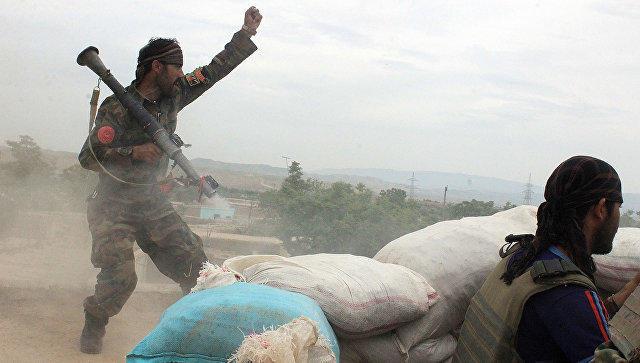 ВАфганистане устранили 176 боевиков ИГИЛ и«Талибана»