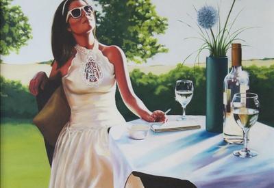 """""""Картинная галерея"""" Day.Az: Эмоциональные портреты Паулины Олдис <span class=""""color_red"""">- ФОТО</span>"""