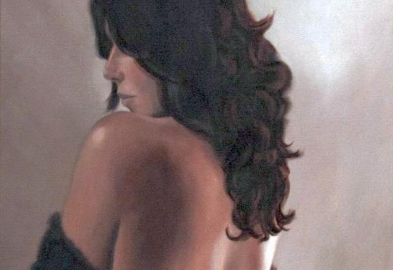 """""""Картинная галерея"""" Day.Az: Эмоциональные портреты Паулины Олдис"""