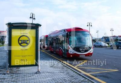 """В Баку открылся еще один центр транспортного обмена <span class=""""color_red"""">- ФОТО</span>"""