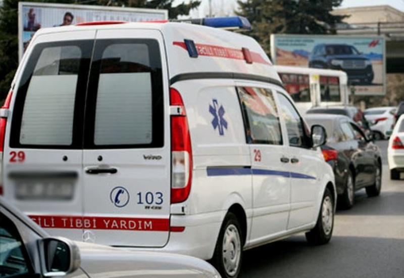 Крупный пожар в Масазыре, отравились сотрудники полиции