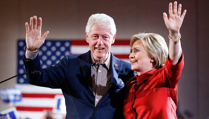 The Hill: Вотношении фонда Хиллари Клинтон Минюст США начал новое расследование