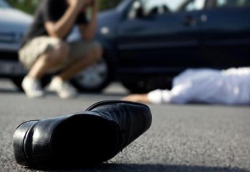 Трагедия в Имишли: автомобиль насмерть сбил пешехода