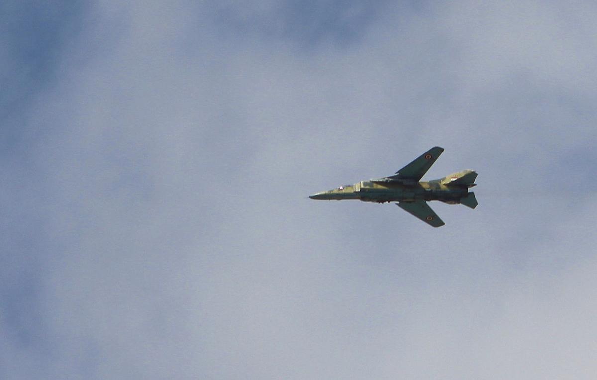 ВЙемене потерпел крушение самолет арабской коалиции