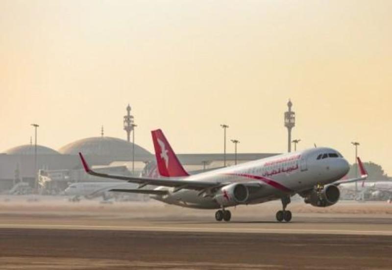 Арабский лоукостер открывает авиарейс в Габалу