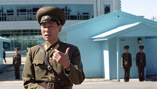 ВКремле приветствовали прямой контакт Северной иЮжной Кореи