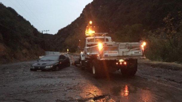 ВКалифорнии возросло число погибших наводнений иоползней