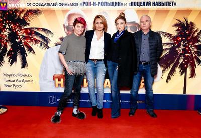 """В CinemaPlus за три дня до мировой премьеры прошел показ комедийного боевика """"Всё только начинается"""" <span class=""""color_red"""">- ФОТО - ВИДЕО</span>"""