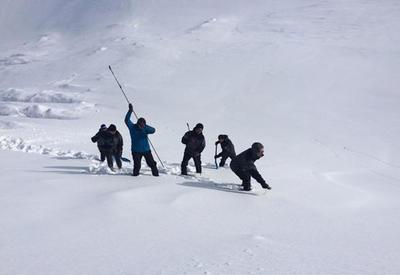 За поисками пропавших азербайджанских альпинистов будут наблюдать журналисты