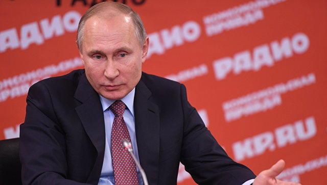 Путин обсудил сСовбезом урегулирование вСирии иситуацию вКНДР