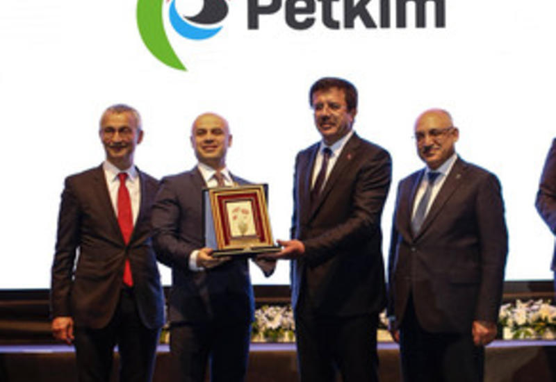 Petkim признан крупнейшим экспортером Эгейского региона